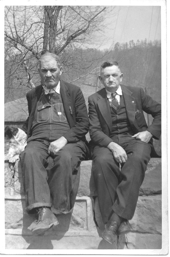 Big Hiram Begley & Godfrey Holliday